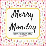Merry Monday Link Party #89