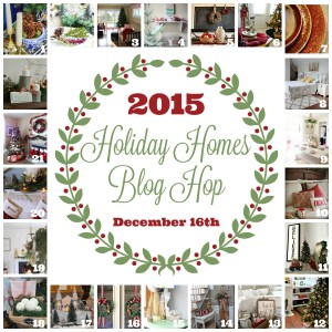2015 Holiday Homes Blog Hop