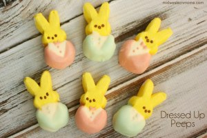 7 Easter Peeps Ideas