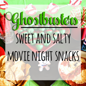 Family Movie Night Snacks: Sweet and Salty Snack Bar