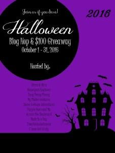 Halloween Blog Hop & $100 Giveaway!!