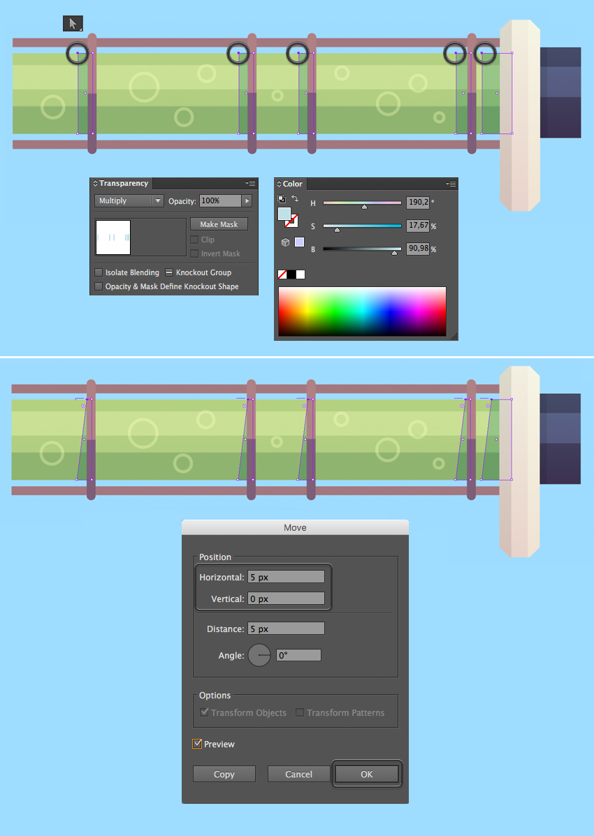 How to Design a Flat Sci-Fi Blaster in Adobe Illustrator ...