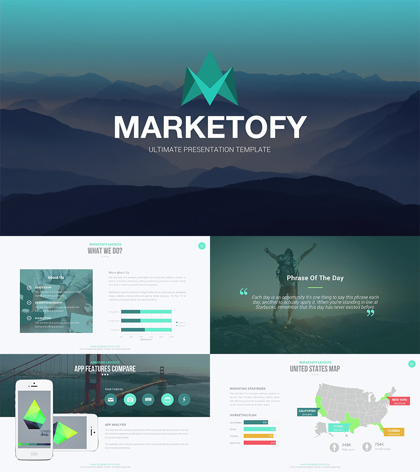 Best New Presentation Templates Of PowerPoint Keynote - Best google slides themes