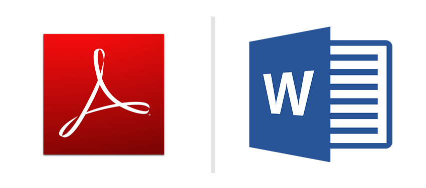 PDF vs Word Which is the best resume format