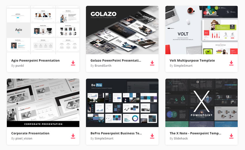 17+ Best PowerPoint Template Designs for 2017 | Healthcare Web ...
