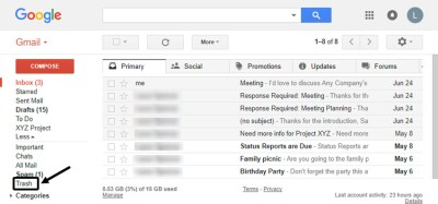 How to Retrieve Your Deleted (Or Archived) Emails in Gmail