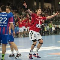 European Handball Federation - Sander Sagosen: