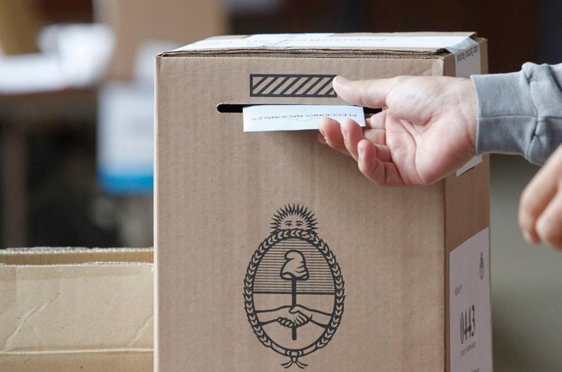 urnas voto elecciones