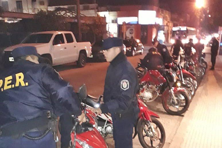motos policia
