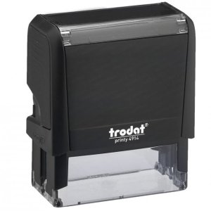 "trodat-printy-original-4914-2 Trodat Original Printy 4914 Custom Self-Inking Stamp (26 x 64 mm or 1 x 2-1/2"")"