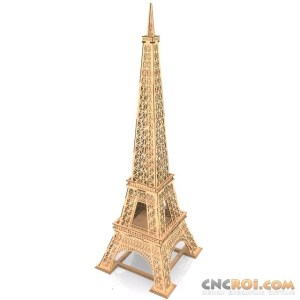 eiffel-tower-model-kit-laser-1 Eiffel Tower