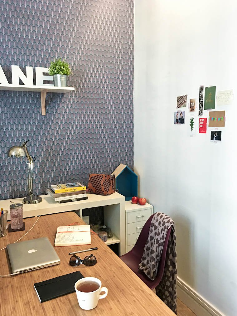 My Desk A