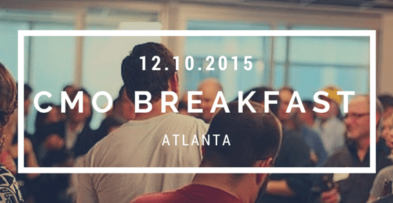Atlanta CMO Breakfast Tickets