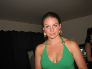 Summer 2007, going to guess 135-140lbs. I was running a little at the time, but also on diet pills, birth control, and stress eating at a theater gig.