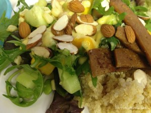 Food for Fitness Friday: Vegan Recipe & a Fast and Furious Workout