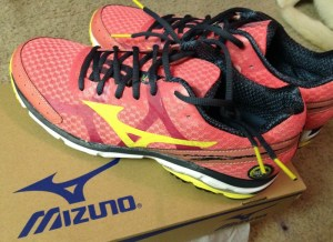 Mizuno Wave Rider 17 Review and a Brilliant Run