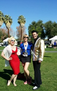 I'm Published! Plus the Palm Springs Half Marathon (and a New Look!)