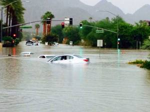 The La Quinta Storm of 2014
