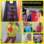 Fit Fall Fashion: Fun at Lorna Jane!