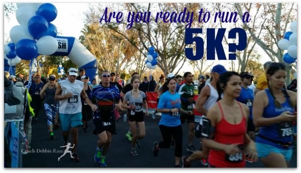 Run a 5k 8