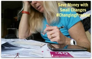Small Changes Can Equal Big Savings in Your Monthly Bills