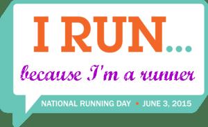 Because I am a runner