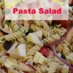 Perfect Pasta Salad for #MeatlessMonday