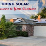 Going Solar: Answers to Your Questions