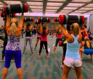 My IDEA World Experience: The Functional Workouts