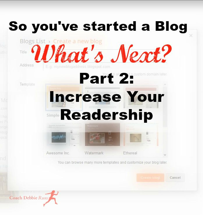 Starting a Blog Part 2: Here are 11 tips (plus 11 bonus tips!) to get more readers.