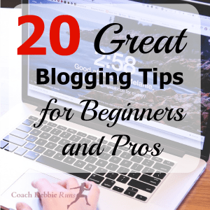 20 Great Blogging Tips for Beginners and Pros