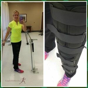 The Knee Report and the Malibu Half Marathon