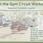 Hit the Gym for a Circuit Workout