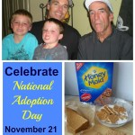 My Adopted Families. Celebrating National Adoption Day