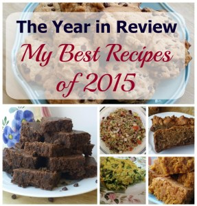The Year in Review: My Best Recipes of 2015