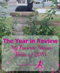 The Year in Review: My Best Fitness Posts of 2015