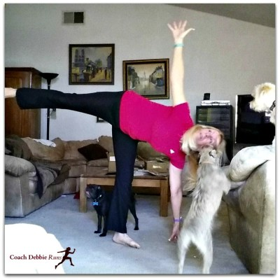Practicing yoga at home is both inexpensive and convenient. You can pick your own time, wear what you like, and even pick the length of your class. My favorite at-home option is #YogaDownload because it has great teachers, a wide range of choices, and it's very affordable. #ad