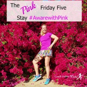 The Pink Friday Five: Stay #AwarewithPink