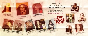 The Dinah 2017 @ Throughout Palm Springs