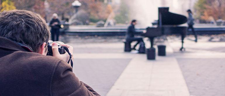 La psicologia della fotografia