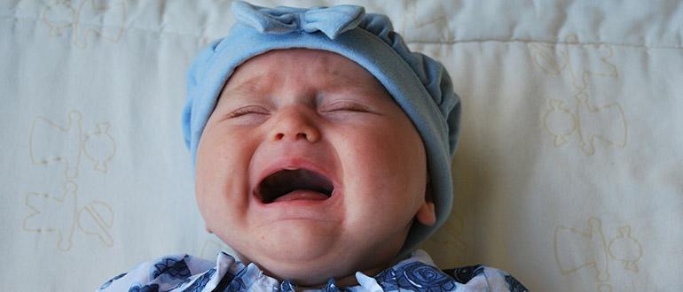 Perchè è così difficile ignorare il pianto dei neonati?