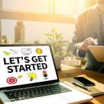get started on your website