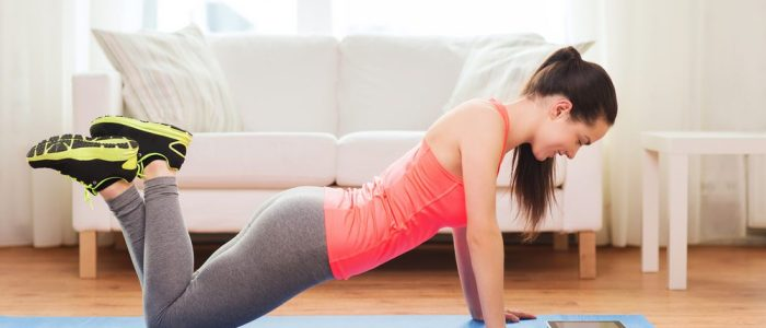 10 Benefits of Working Out From Home