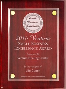 2016 Best Life Coach in Ventura