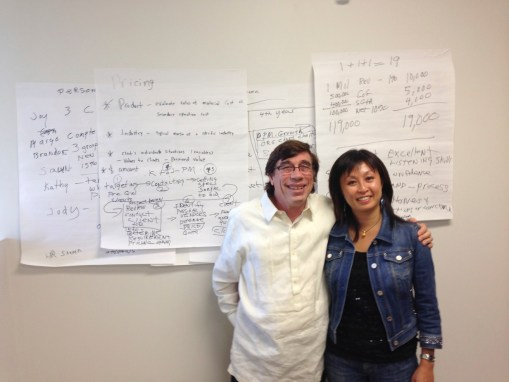 Rich and Judy Huang of 889 Global Solutions