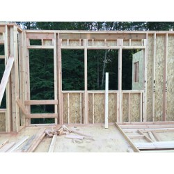 Small Crop Of Framing A Window