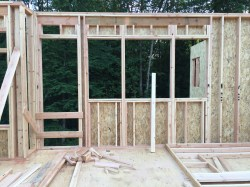 Small Of Framing A Window
