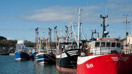 Howth fishing village