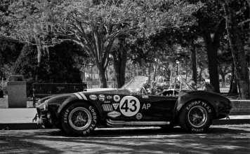 Cobra Sports Car