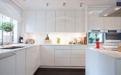 Elige la mejor distribución para tu cocina
